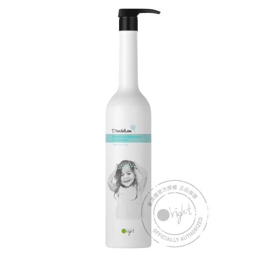Dandelion Sensitive Shampoo | 2019NEW 1000ml