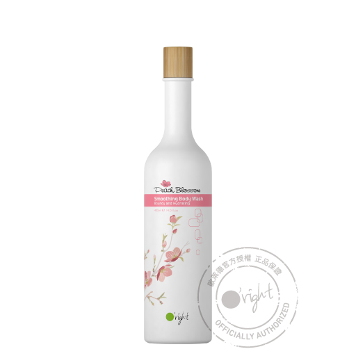Peach Blossom Smoothing Body Wash | 400ml